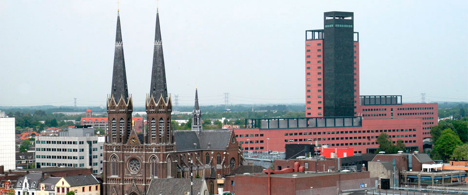 Tilburg, a perfect city for studying, working and relaxing